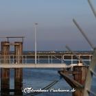 Bilder aus Cuxhaven - hier im Fährhafen