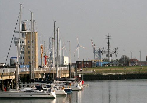 Grimmershoern-seglerhafen