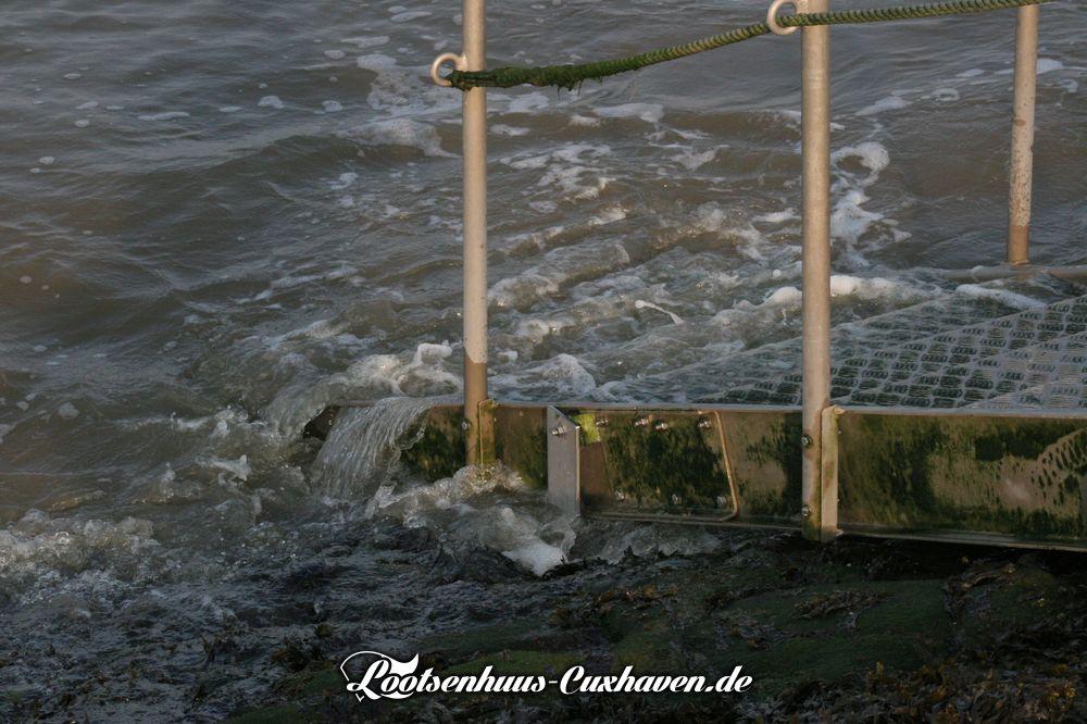 Nordsee schwimmen gehen