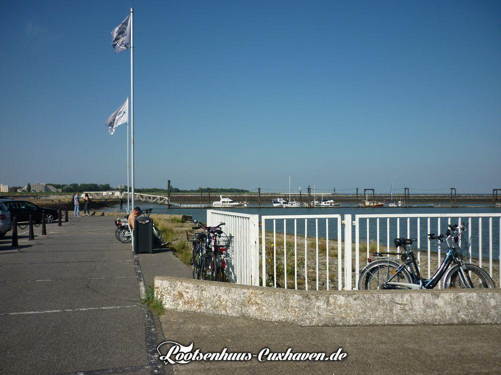 Wetterfoto - Ferienwohnung Cuxhaven Grimmershoern