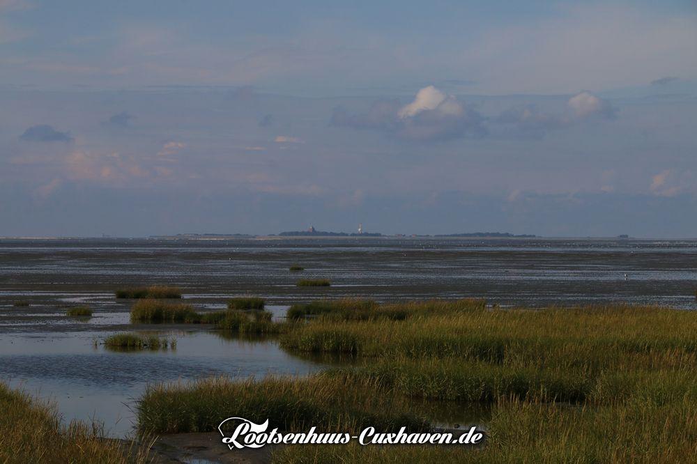 Neuwerk Cuxhaven Himmel Watt