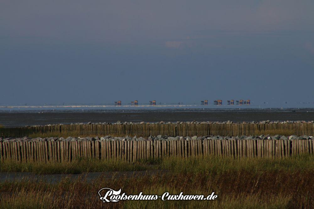 Wattwagen Neuwerk Cuxhaven