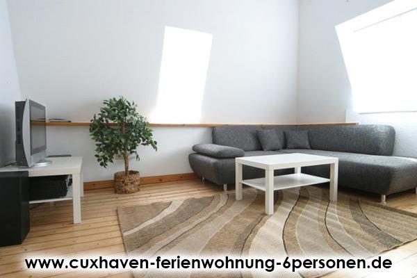 Cuxhaven-Ferienwohnung-6Personen_Wohnzimmer2