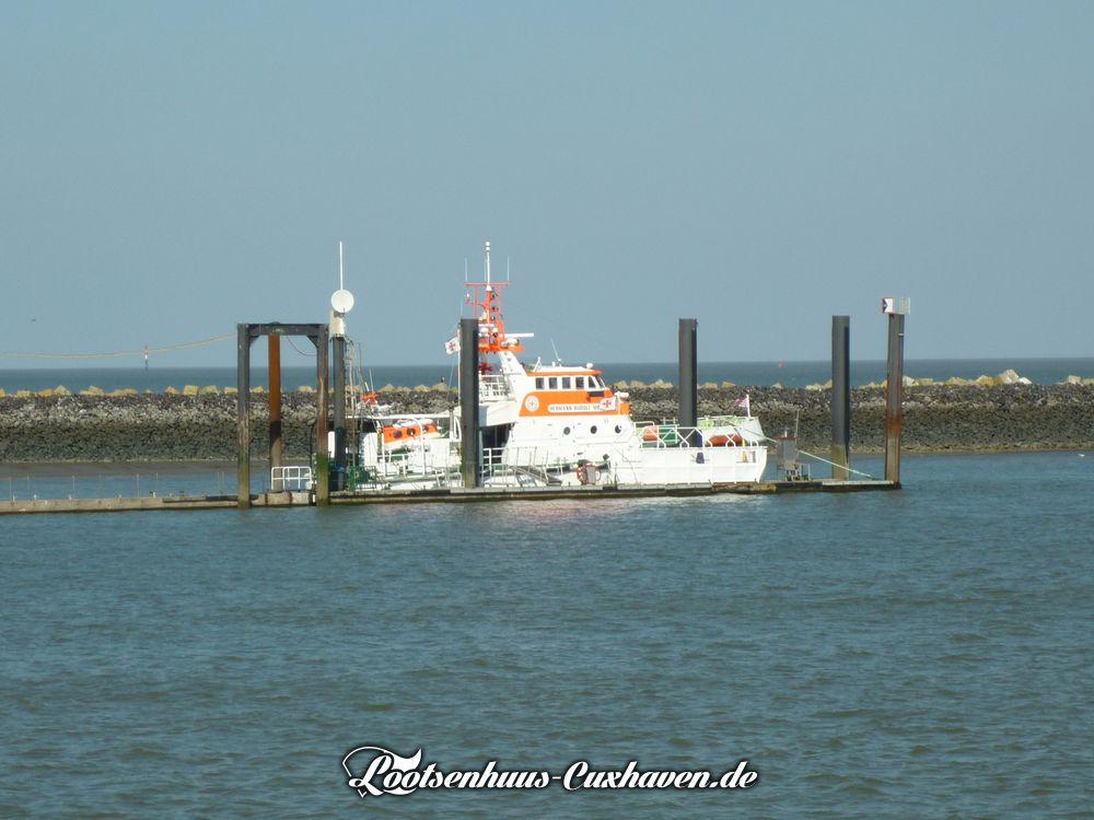 DGzRS Seenotrettungskreuzer