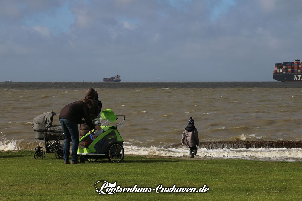 Cuxhaven Ostern Grimmershörn