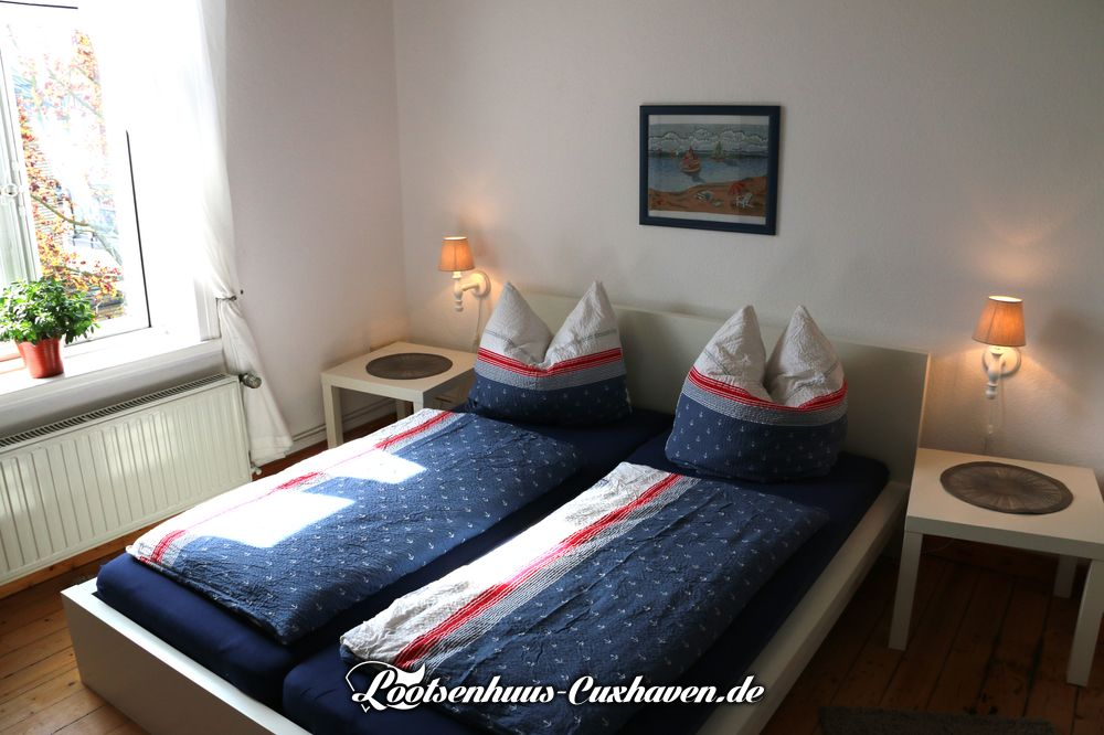 Ferienwohnung mit 3 Schlafzimmern für 6 Personen in Cuxhaven Grimmerhörn mieten