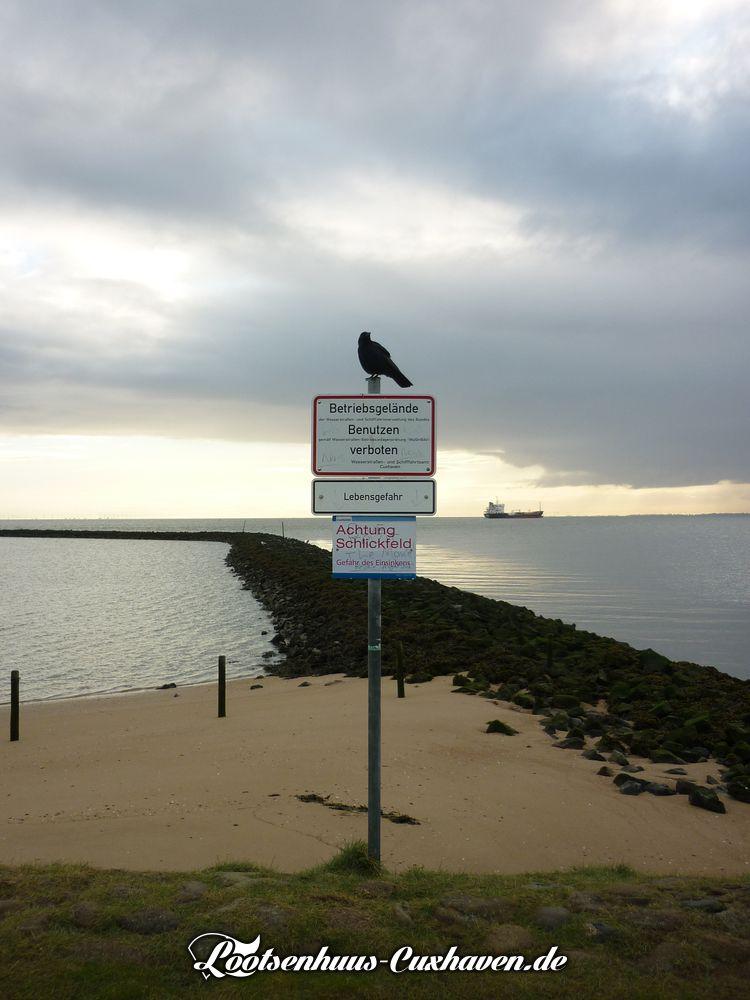 Cuxhaven Wetter am 13. Oktober 2021
