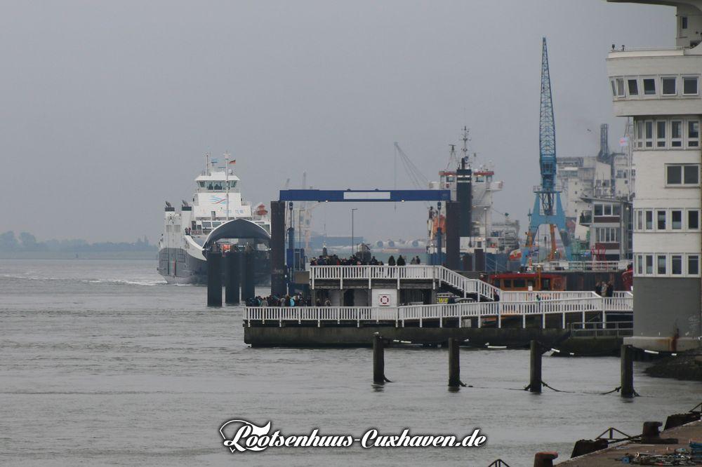 Cuxhaven Wetter am 19. Oktober 2021